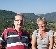 Doris Hviid & Jesper Jensen, Bagnols