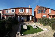 Roquebrune sur Argens. Dobbeltvilla.